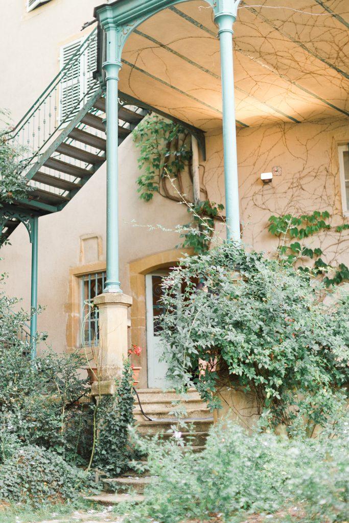 une maison familiale pour accuellir vos mariage champêtre