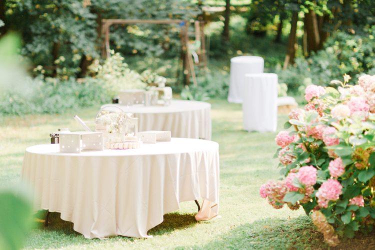 deécoration table mariage chic et champetre