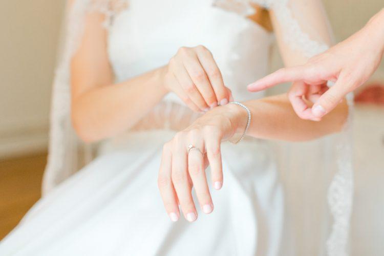 accesoire de la mariée