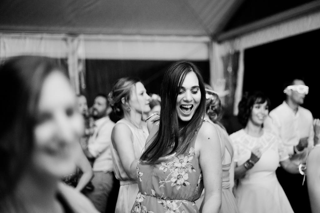 ambiance soirée mariage, photographe professionnel Troyes