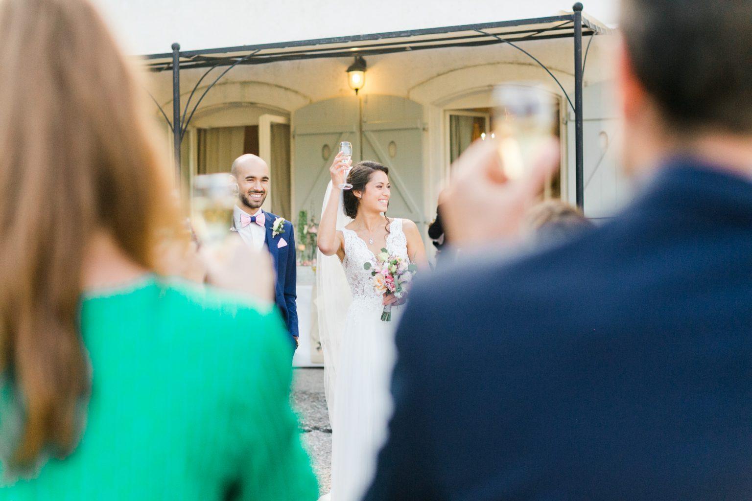 mariage champetre à Nancy. photographe professionnel de mariage