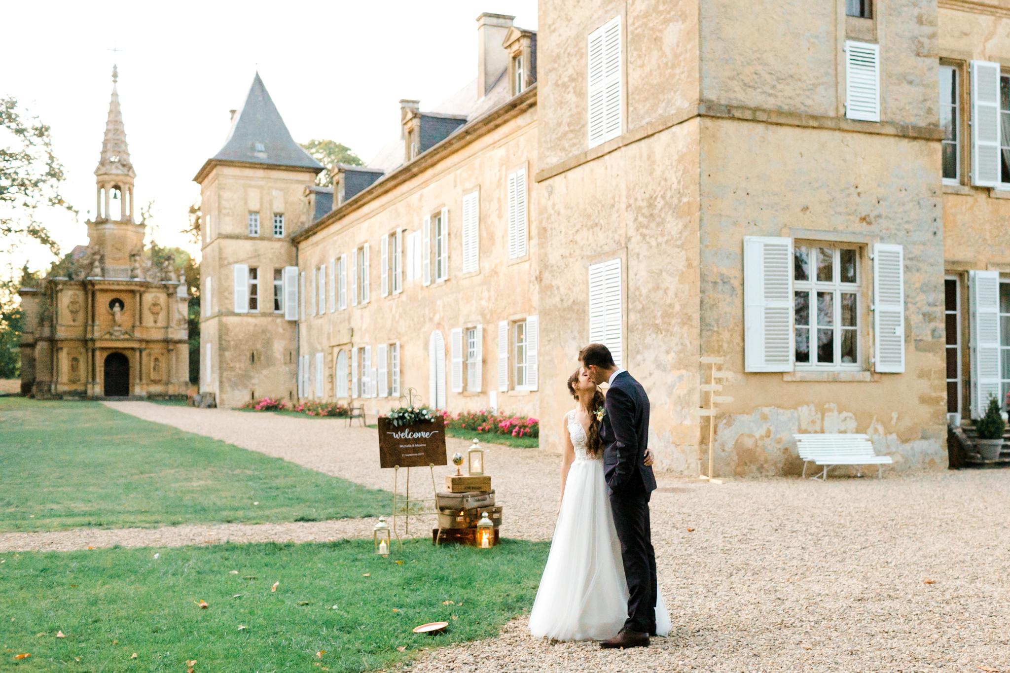 photographe de Mariage au chateau de Preish