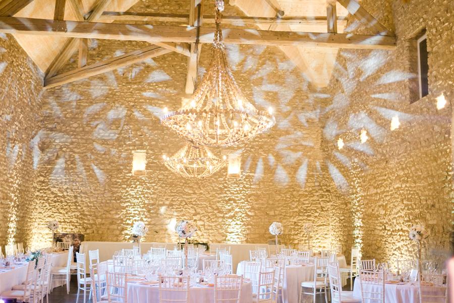 Salle de mariage, photographe Troyes