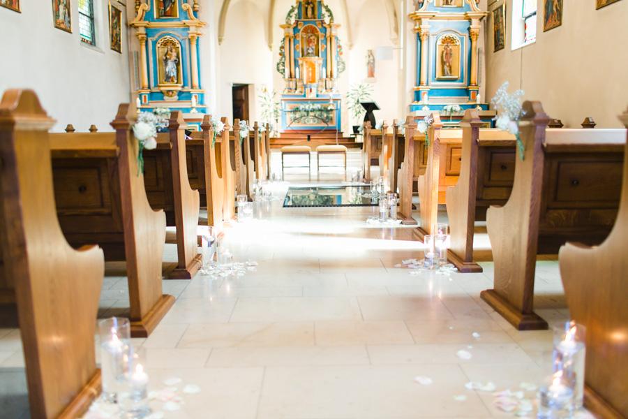 décoration église photographe de mariage luxembourg