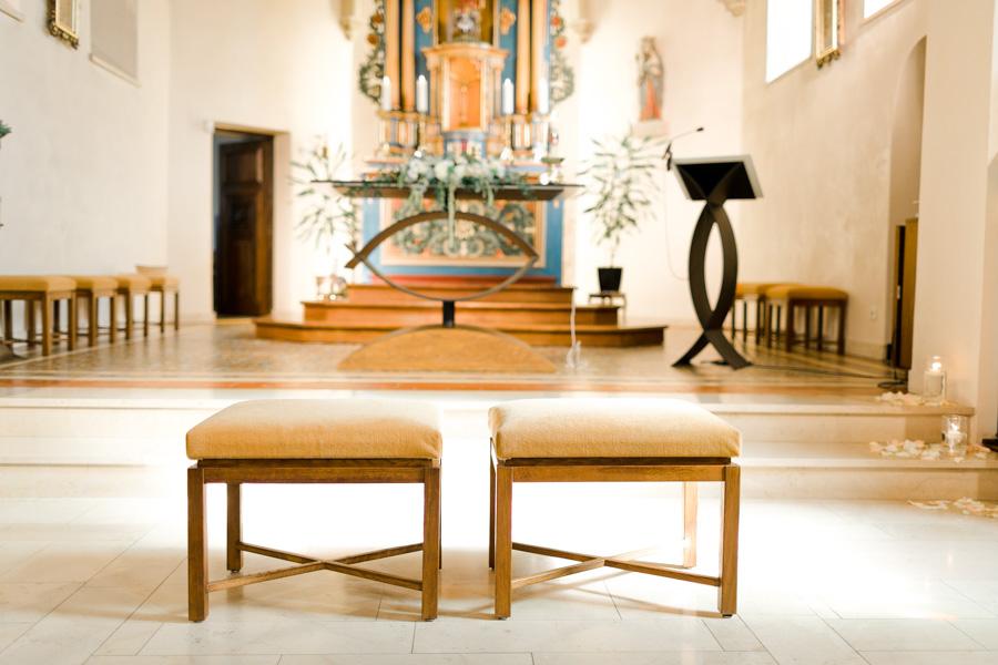 décoration église , photographe de mariage Metz