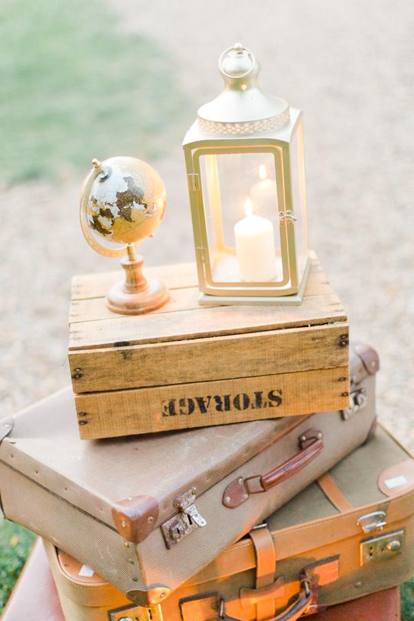Décoration doré exterieur mariage, photographe de mariage Metz
